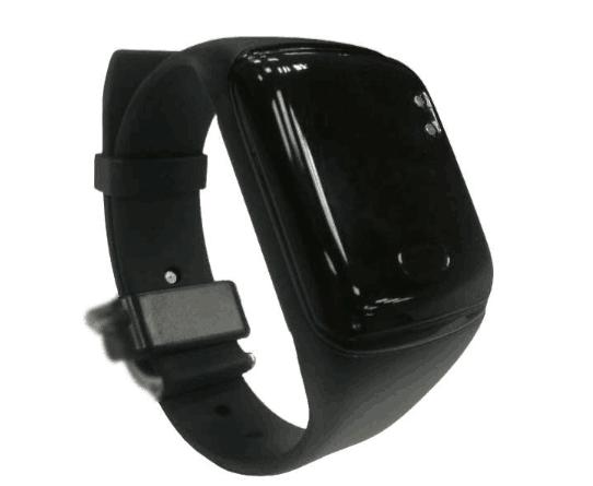 养老院人员定位手环--生命体征监测手环--新导智能
