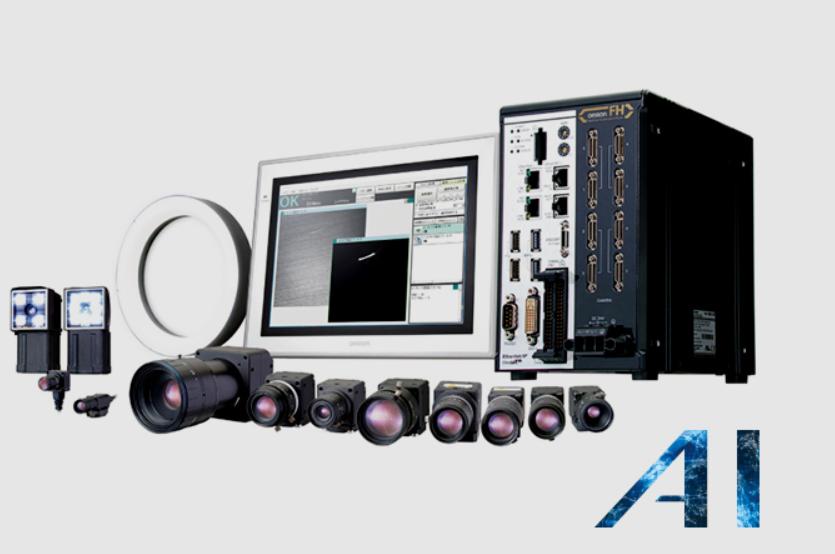 FH传感器控制器图像处理系统