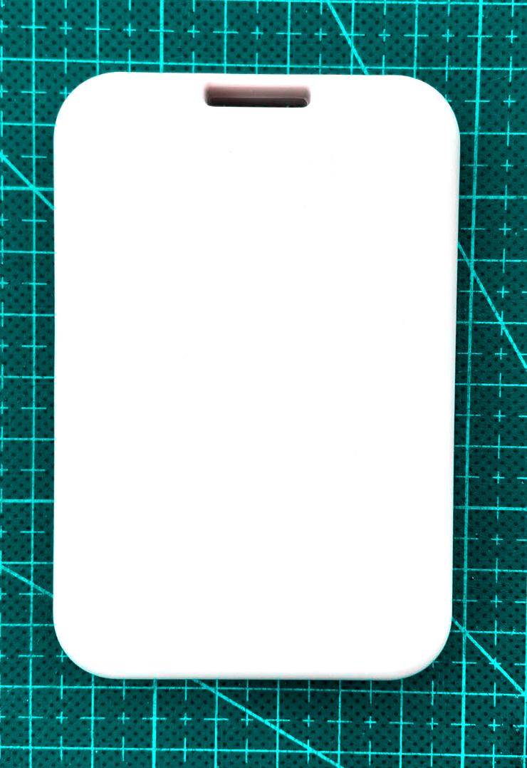 防水防爆无线充电型电子定位胸牌RT-T280系列