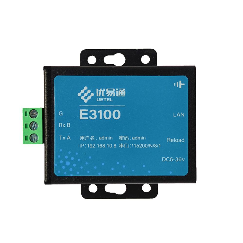 優易通 串口服務器UE-E3100-4