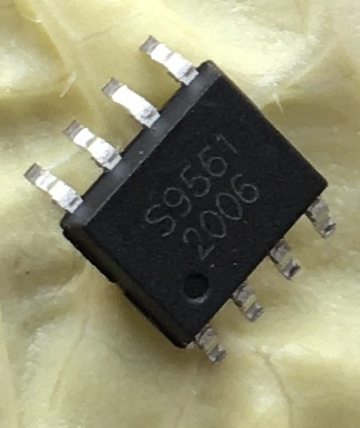 9561S消防芯片报警声音洪亮,音质完美,供货充足
