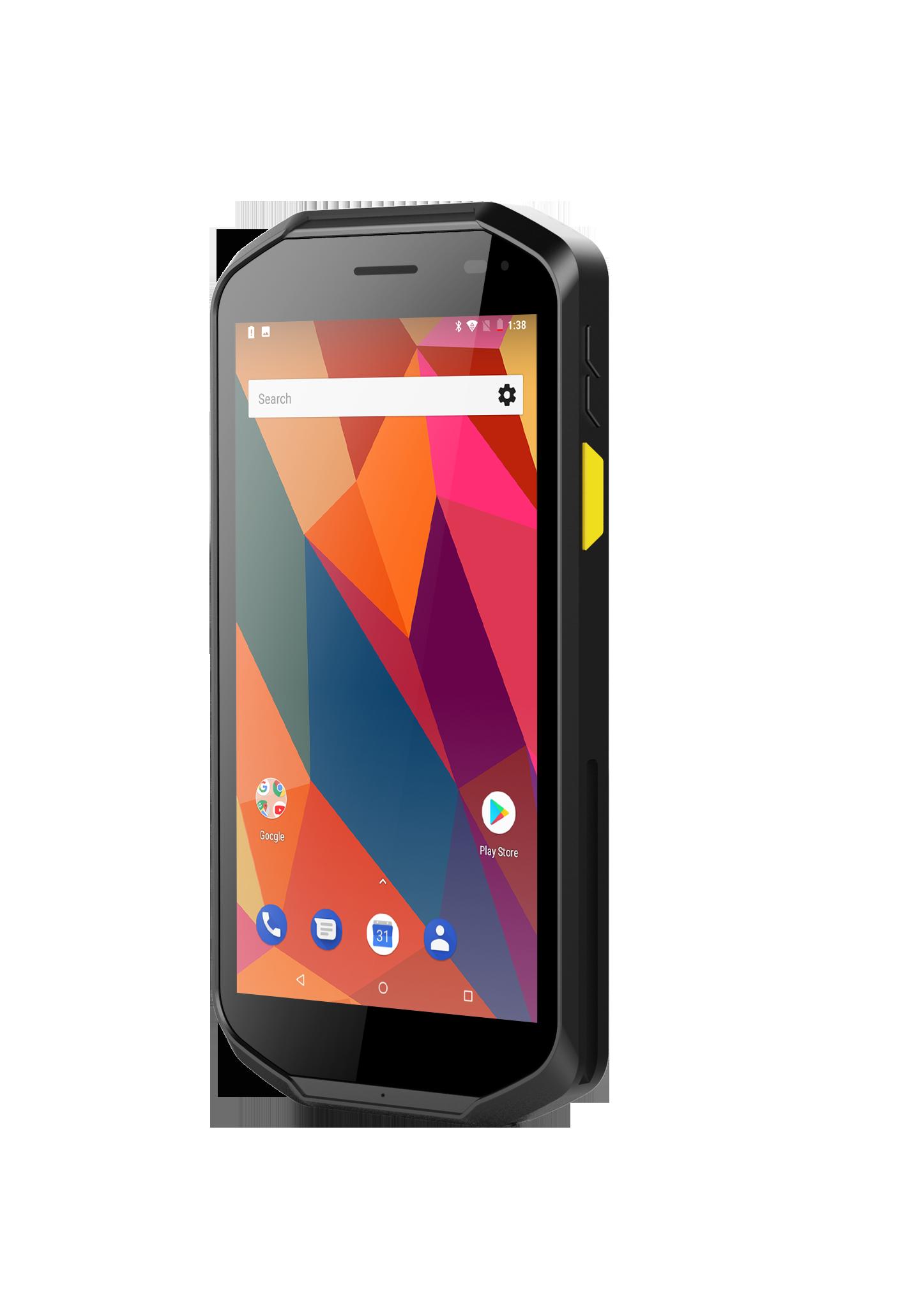 PDA 全面屏 NFC 智能手持終端