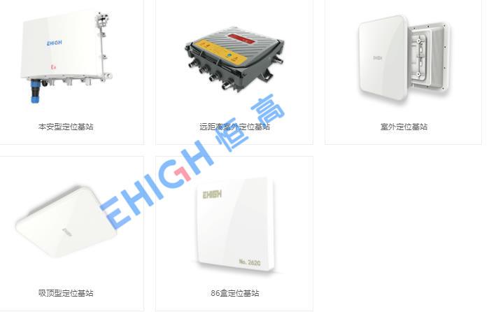 EHIGH恒高UWB定位高精度低成本