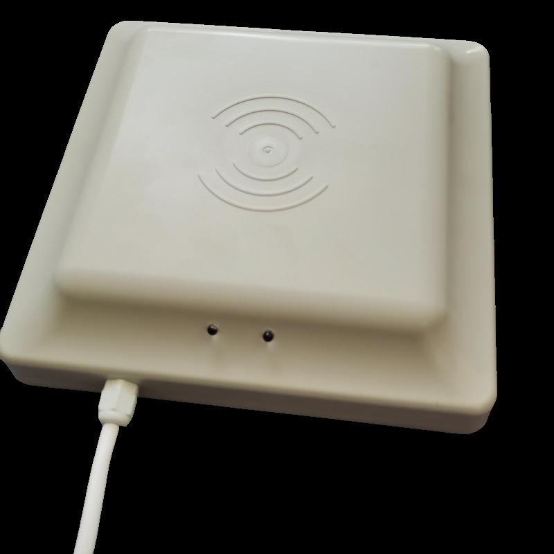 UHF rfid遠距離停車場中距離讀寫卡器 超高頻無源6C讀寫器 讀卡器