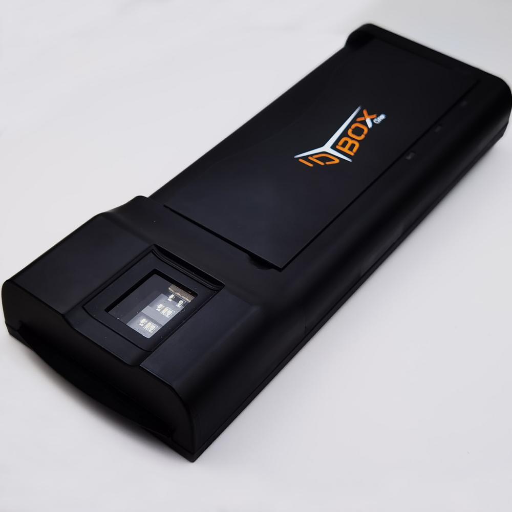 手持式护照阅读器 电子护照识读器支持指纹 接触式IC卡 非接触式IC卡识别
