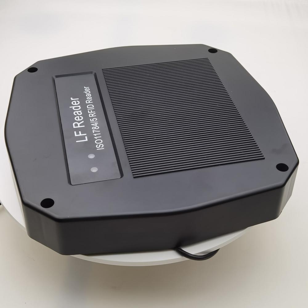 进口活体动物检疫RFID电子耳标识读器 固定式芯片标签读卡器 读写器