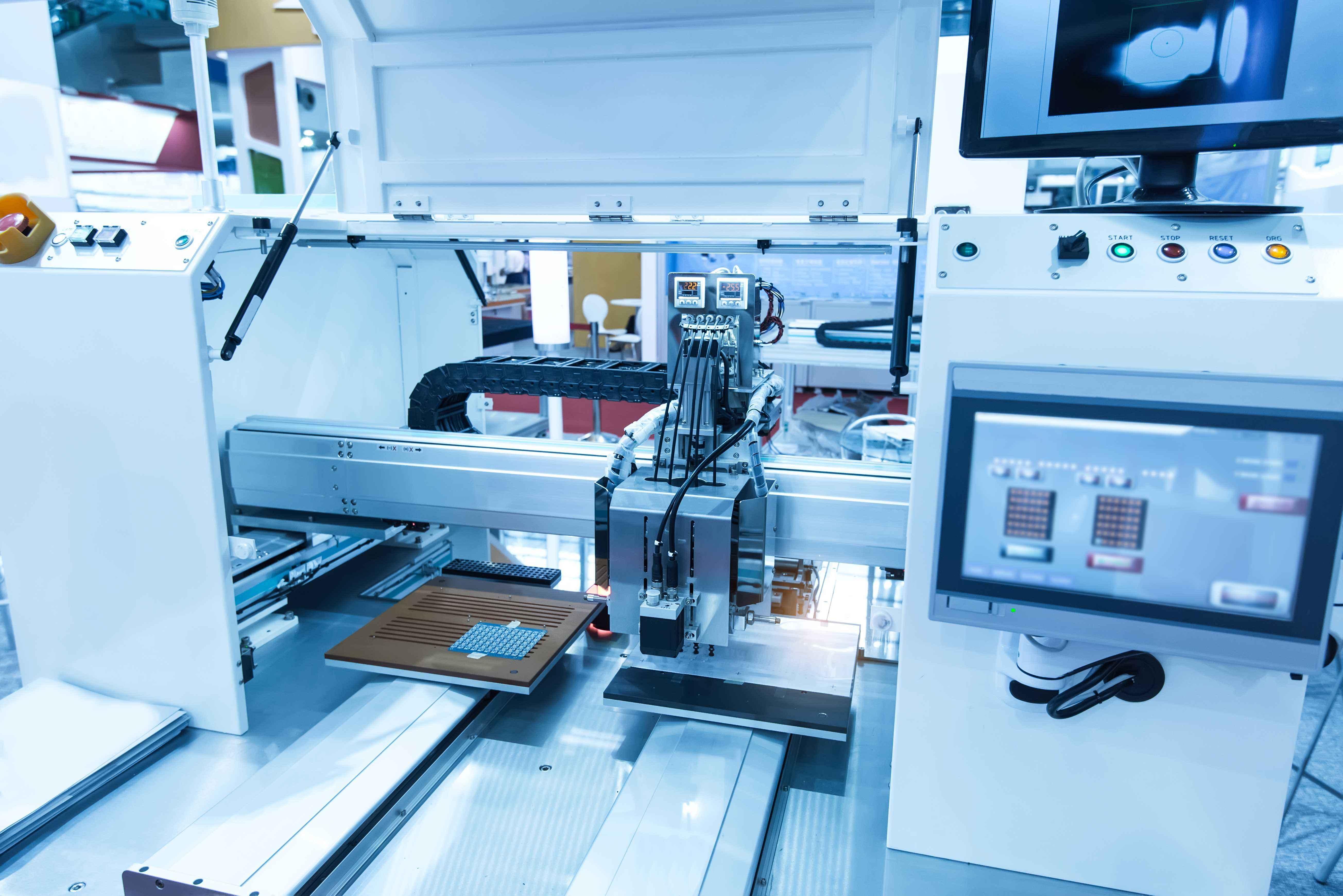 研强科技嵌入式工控机STZJ-EPC102D01A在机器视觉上的运用