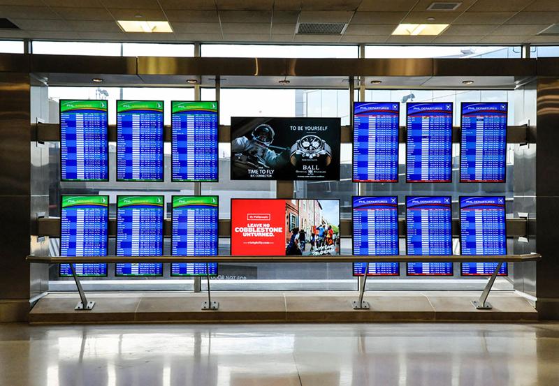 工控机在航班信息显示系统中的应用方案