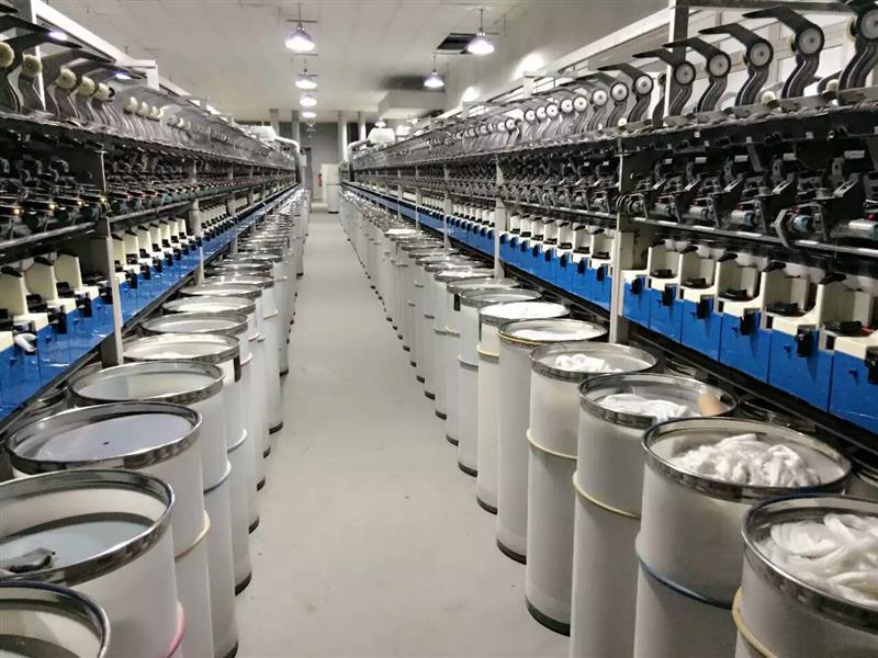 工业RFID在纺织纺纱行业产线上的应用方案