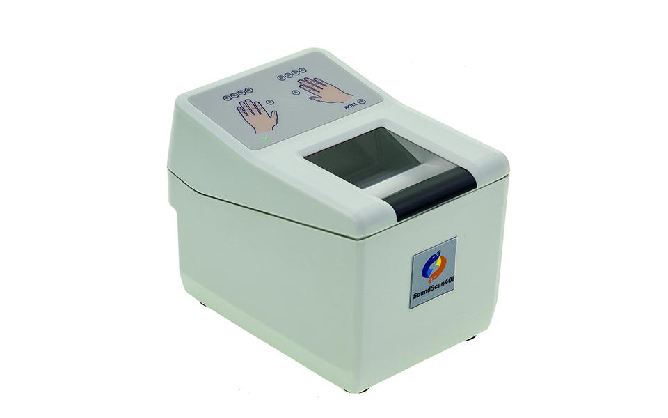 滚动采集仪SoundScan40i-10T指掌纹采集仪尚德指纹识别
