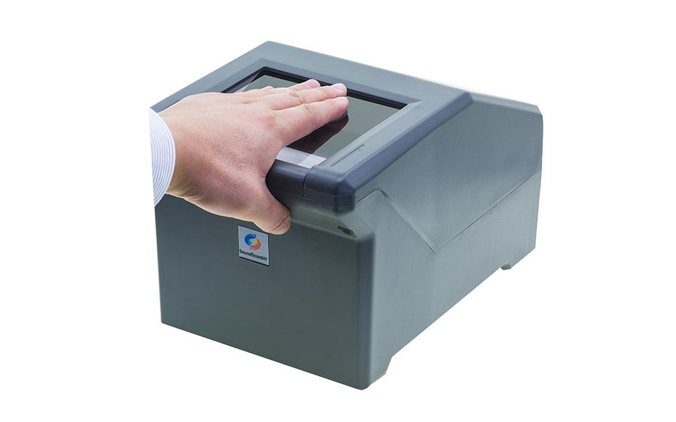 尚德双手侧手掌纹仪517-HU7指掌纹采集仪