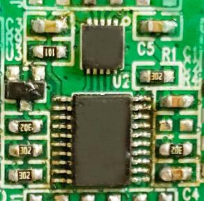 NFC模拟卡通信模块